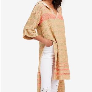 Free People Berkley Hooded Tunic